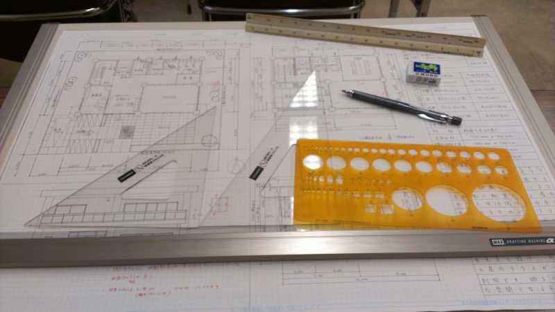 宮本善高 [建築なんでも相談室]のブログ-2級建築士製図 北九州市小倉北区