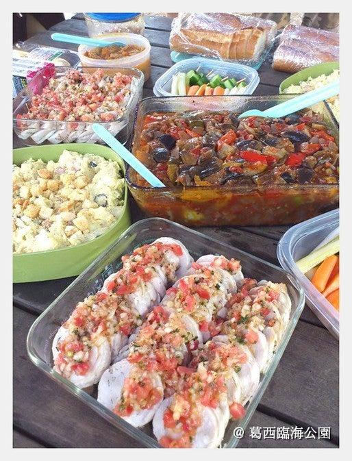 おしゃれBBQ @ 葛西臨海公園 30代になったからこそ覚えたい手料理