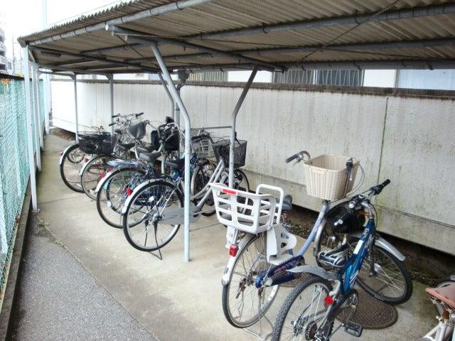 自転車の 大宮 自転車置き場 : 渋谷ハイツ|さいたま市大宮区 ...