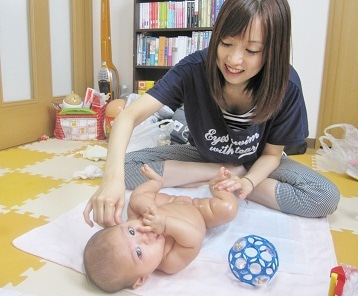 ママ魔女ナースkyonのカラー・ベビー教室 Baby Quartz@馬橋