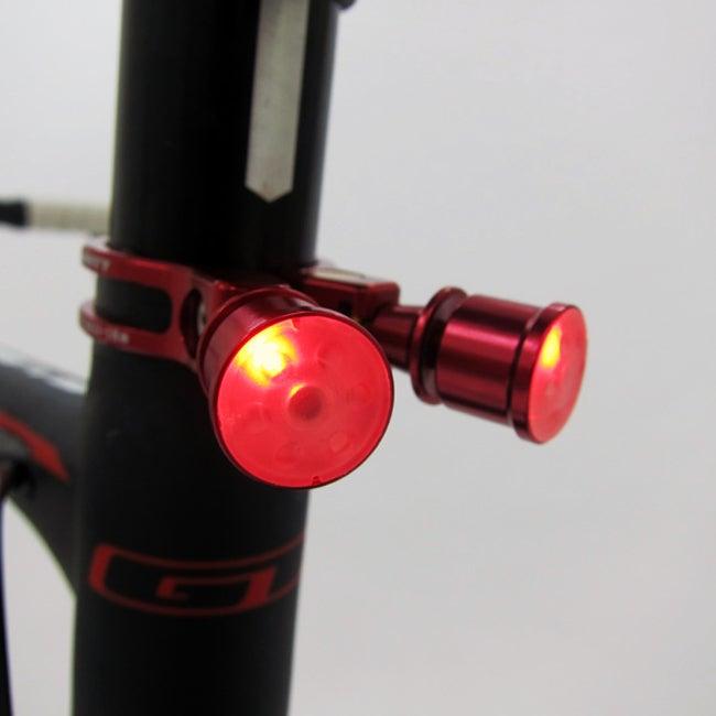 自転車改造計画 : The Kustom Bike Project-自転車 改造 LED LIGHT ライト
