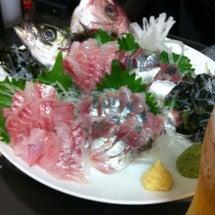 漢の鯛、真鯵の姿造り…