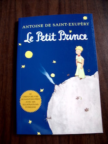 penのフランス語日記 Ameba出張所-星の王子さまの本