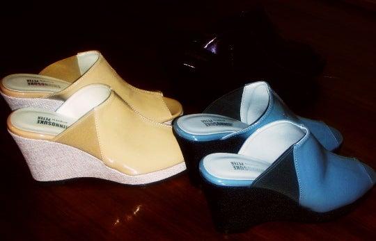 QVC 靴