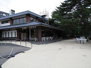 晴れのち曇り時々Ameブロ-鶴ヶ城会館
