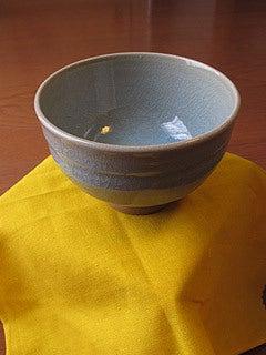 晴れのち曇り時々Ameブロ-会津慶山焼の抹茶碗