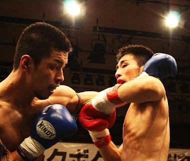 新日本キックボクシング協会-瀬戸口勝也vs拳士浪