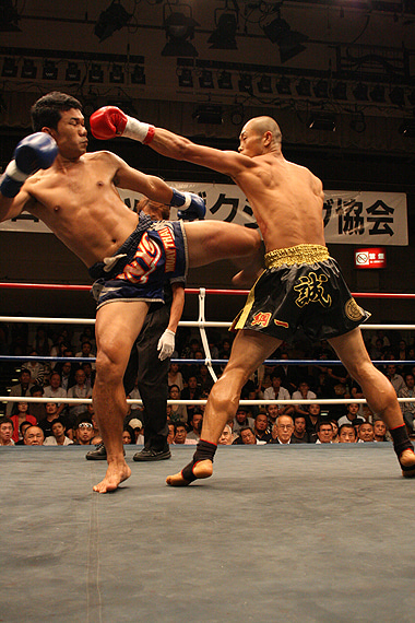 新日本キックボクシング協会-喜多村誠ラーチャシー