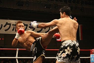 新日本キックボクシング協会-斗吾vs博通