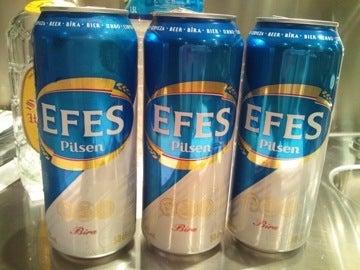 缶のエフェス