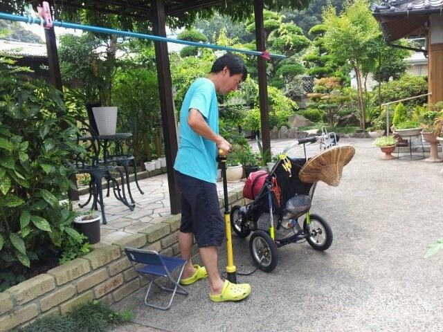 歩き人ふみの徒歩世界旅行 日本・台湾編-出発準備