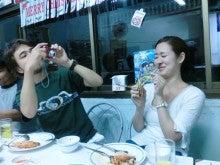 タイ旅行2012T&K名物手長エビ