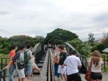 タイ旅行2012カンチャナブリー戦場にかける橋