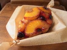 初心者でも簡単 ケーキ教室 プチ タ プチ Petit a Petit           基本の「き」からマスターできます♪-アップサイドダウンケーキ ラッピング