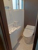 スマイルライフ~樽石(たるせき)社長のブログ-リトイレ工事