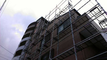 $宮本善高 [建築なんでも相談室]のブログ-北九州市小倉北区 外壁シーリング