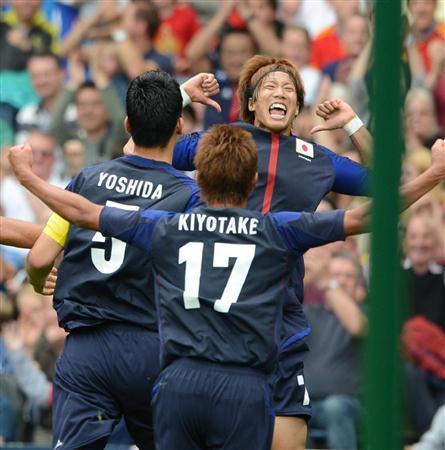 日本代表 ロンドンオリンピック