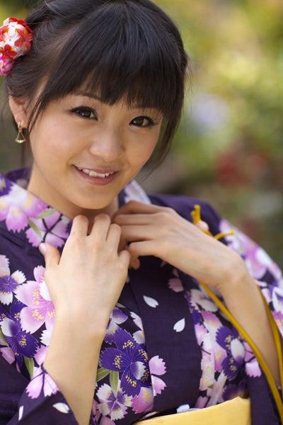 浴衣 美人の画像 : 日本地図 子供用 : 子供