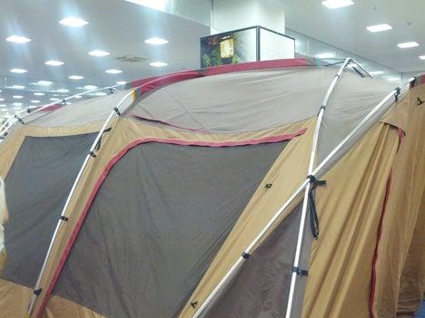 初めてのオートキャンプ!子供と一緒にキャンプに行こう!-北戸田店ランドロック設営講習会11