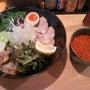 『がんぼ』のつけ麺