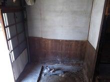 京町家を買って改修する男のblog-げんかんかべ