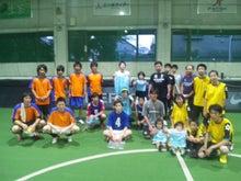 東京都小平市のフットボール場『トライフットボールフィールド』-全体