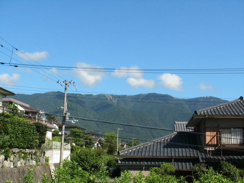 おまけ道@琵琶湖畔で実家生活♪ポテチンっ♪-20120731