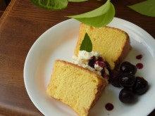 初心者でも簡単 ケーキ教室 プチ タ プチ Petit a Petit           基本の「き」からマスターできます♪-シフォンケーキで朝食2