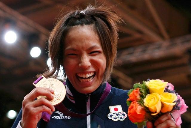 女子柔道 57kg級 松本薫