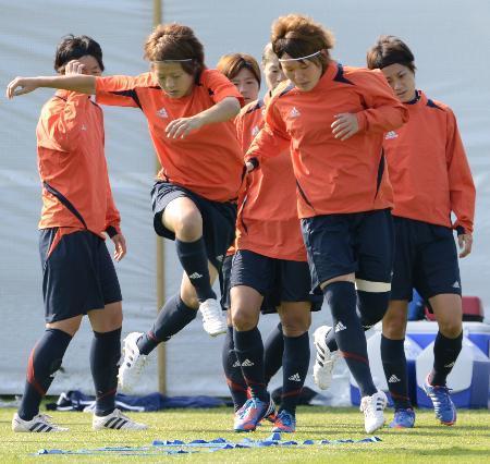 サッカー日本代表 なでしこジャパン 南アフリカ戦
