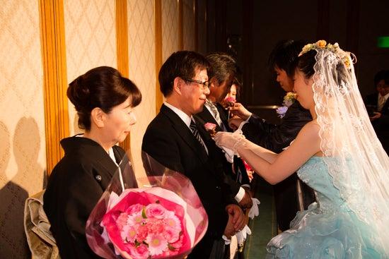 ウエディングカメラマンの裏話-松山 全日空ホテル 結婚式 写真