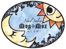 Nail Salon Mog+Moz -もぐもず--もぐもずロゴ