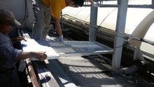 $宮本善高 [建築なんでも相談室]のブログ-北九州市小倉北区 鉄骨階段 リフォーム