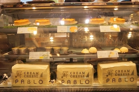 大阪スイーツレポーターちひろの辛口スイーツランキング-焼きたてチーズタルト専門店 パブロ 心斎橋