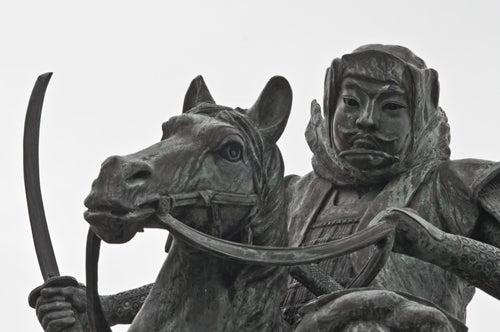 上杉謙信in上越市埋蔵文化財センター