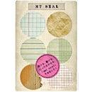 カモイ マスキングテープ『mt seal ex E』〔MTSEAL05