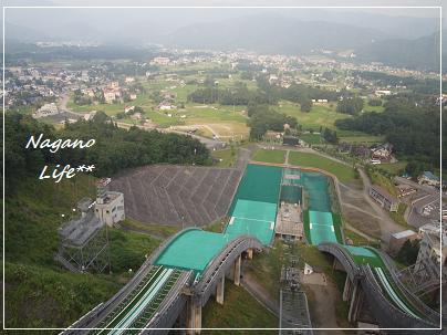 Nagano Life**-眺め