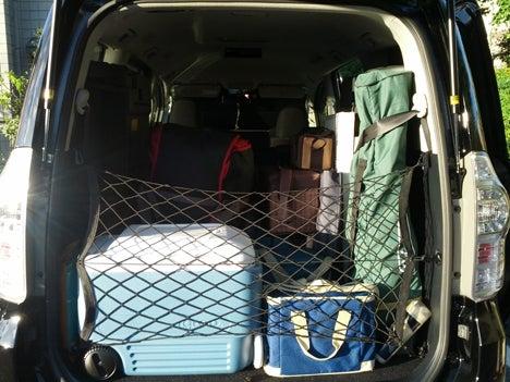 初めてのオートキャンプ!子供と一緒にキャンプに行こう!-2012お盆車3