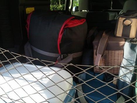 初めてのオートキャンプ!子供と一緒にキャンプに行こう!-2012お盆車2