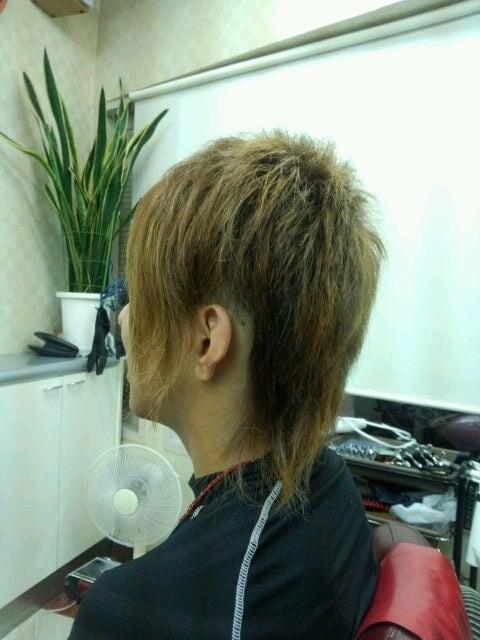 東淀川区井高野の理容室・TThair ...