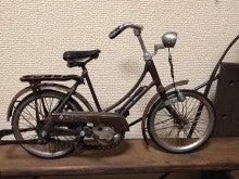 自転車柄 ランと自転車の日々