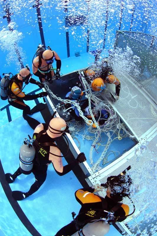 海上 保安 庁 潜水 士