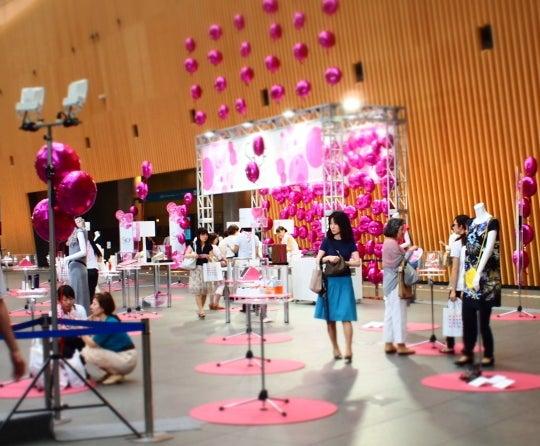 国際フォーラム 有楽町 ショップチャンネルイベント