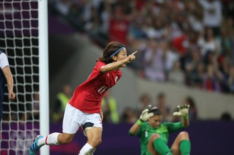 サッカー日本代表 ロンドンオリンピック