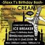 ICE BREAKE…