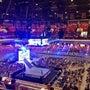 WWEを見に行ってき…