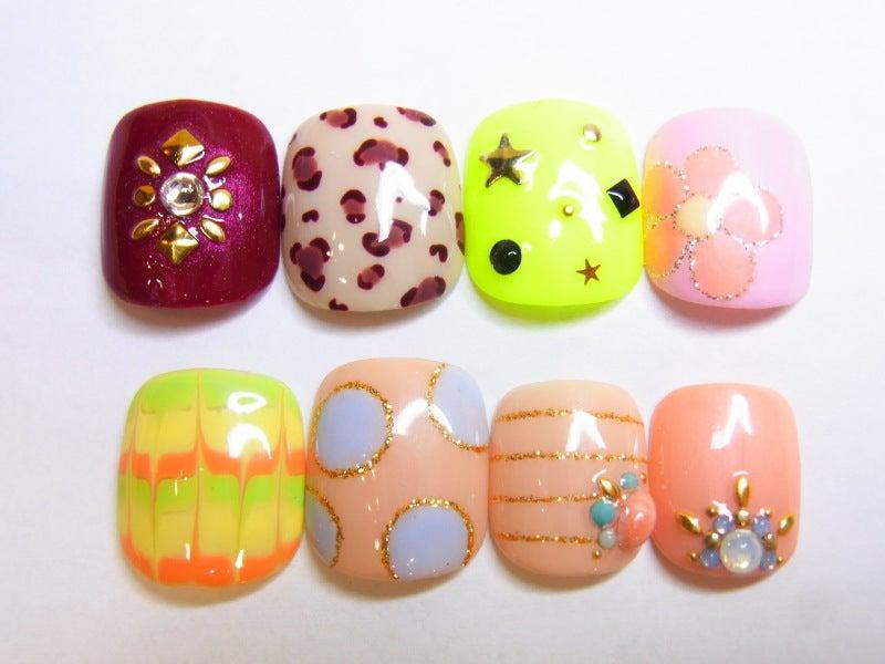 Nail salon musee du riche 渋谷のオシャレなネイルサロンの物語(^.^)