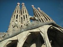 $A PIECE of PEACEBOAT ~ピースボート地球一周の旅~-バルセロナ サグラダ・ファミリア外見