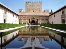$A PIECE of PEACEBOAT ~ピースボート地球一周の旅~-グラナダ アルハンブラ宮殿