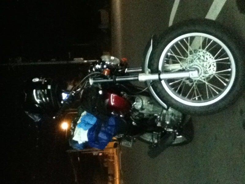 《CB223Sその6》2012年北海道ツーリング初日:八戸までの激走編 ...